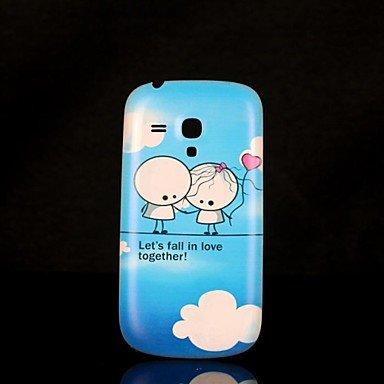 Samsung S3 Mini I8190N compatible Graphic/Special Design Plastic Back Cover