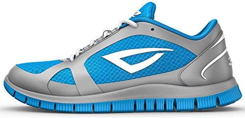 3n2 Velo Runner Optisch Blauw / Grafiet