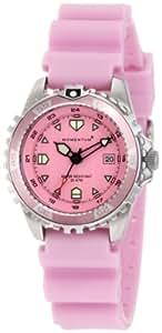 Momentum Women's M1 Pink Interchangeable Strap Dive Watch Set