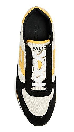 Bally Mens Gavino Runner Sneakers Natuurlijke
