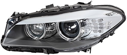 (HELLA 010131651 Headlamp Assembly (Driver Side, Xenon, BMW) )