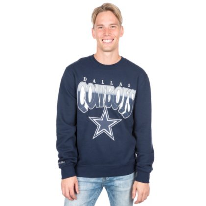 Dallas Cowboys Mitchell & Ness Rushing Line Crew