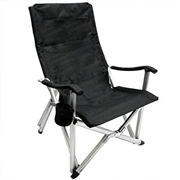 Luxury Portable Folding Beach Chair for Indoor or Outdoor Use
