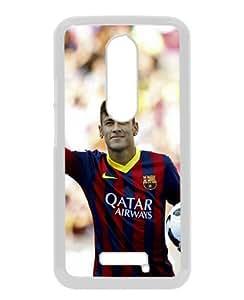 Fc Barcelona Neymar White Recommended Picture Custom Motorola Moto X 3rd Generation Case