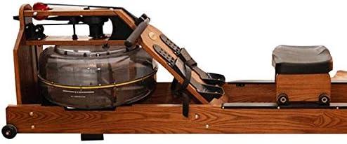 Hammer El Agua de la máquina de Remo con el Monitor for el hogar gimnasios for Uso en Interiores, Madera máquina de la Fila Interior con el Monitor LCD for el hogar de una Pieza Ejercicio