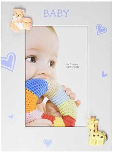 Fashioncraft Baby Picture Frame Blue