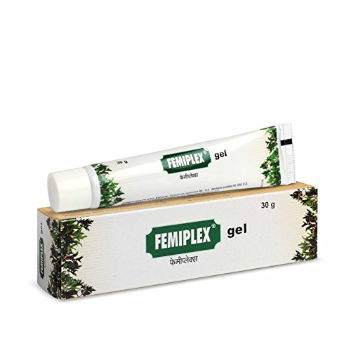 Charak Pharma Femiplex Gel for Leucorrhoea, Vaginal Itching & Burning – 30 gms (Pack of 2)
