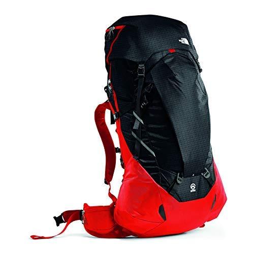 人気ブランド The North North Face Prophet 100 B07R4WK2G6 Mountaineering Black Backpack - L/XL - Fiery Red/TNF Black [並行輸入品] B07R4WK2G6, ナチュラルリビング ママ*ベビー:b3b2b18c --- arianechie.dominiotemporario.com
