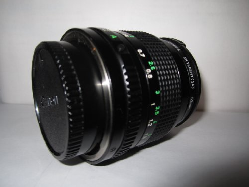 Canon 50mm 1 4 Manual Focus product image