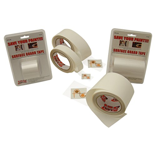 ISC Helicopter-OG Surface Guard Tape: 6 in. x 30 ft. (Transparent) by ISC Racers Tape
