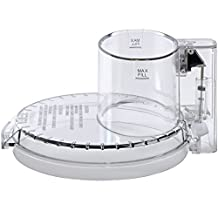 Cuisinart DFP-14NWBC-1 Cover with One Piece Feed Tube, Large