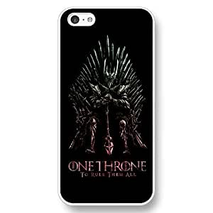 MMZ DIY PHONE CASEUniqueBox the Lord Of The Rings Custom Phone Case for iphone 4/4s, DC comics Lord Of The Rings Customized iphone 4/4s Case, Only Fit for Apple iphone 4/4s (White Hard Shell)