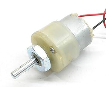 Dc geared motor 12v datasheet for Dc gear motor 12v 500 rpm