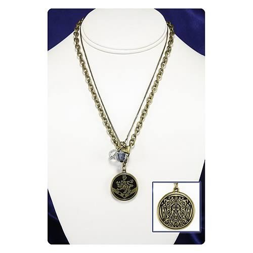 Twilight Breaking Dawn Part 2 Double Chain Necklace - Reversible (Breaking Dawn Necklace)