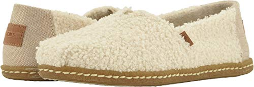 (TOMS Women's Alpargata Plush Shearling 7.5 B US)
