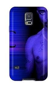 Galaxy S5 2pac51245789 Print High Quality Tpu Gel Frame Case Cover