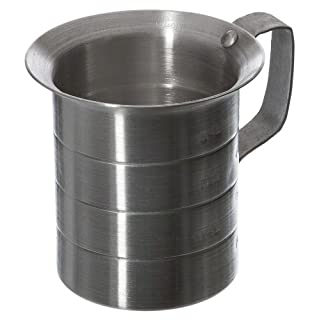 Browne 1 qt Aluminum Liquid Measuring Cup