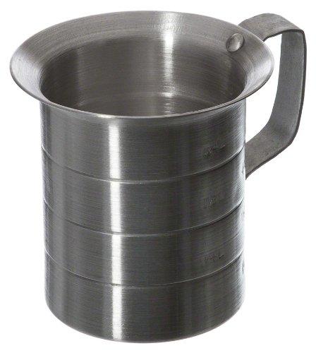 Browne (ML10) 1 qt Aluminum Liquid Measuring Cup