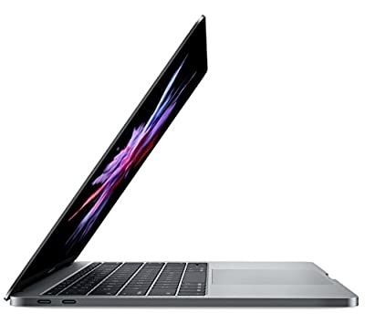 Apple MacBook Pro MLUQ2LL/A 13.3-inch Laptop (2.0GHz dual-core Intel Core i5, 256GB Retina Display), Silver