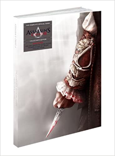 Assassins Creed 2 Collectors Edition Prima Official Game Guide Piggyback 9780761563259 Amazon Books