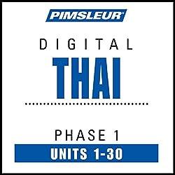 Thai Phase 1, Units 1-30