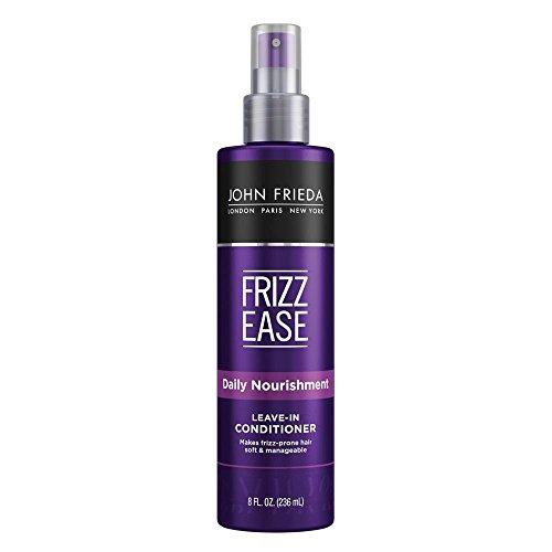 John Frieda Frizz-Ease Daily Nourishment Leave-In Conditioning Spray 8 oz (Pack of (John Frieda Detangler)