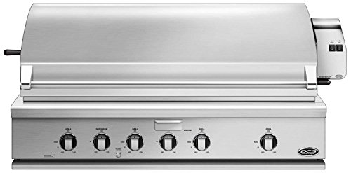 DCS (71299) BH1-48R-N Traditional 48-Inch Built-In Natural Gas Grill with Rotisserie