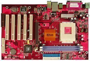 (PC CHIPS M811 Socket A AMD XP DURON SEMPRON ATHLON MOTHERBOARD MB)