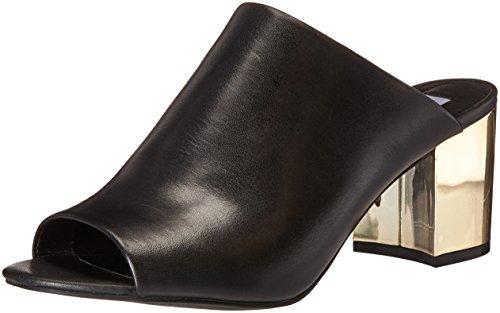 Steve Madden Kvinna Infinitm Mule Svart Läder