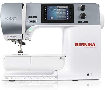 Bernina 480 Máquina de Coser Serie 4: Amazon.es: Juguetes y juegos