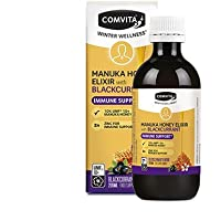Comvita Manuka Honey Blackcurrant Elixir , 200ml