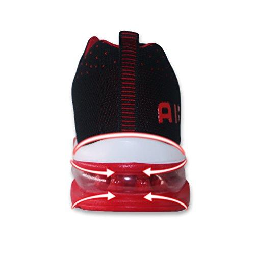 Baskets Course Chaussures Schnurer L Confortables Unisexe Fitness Gym D'espadrille Sport Respirant De Dexuntong TwFO8