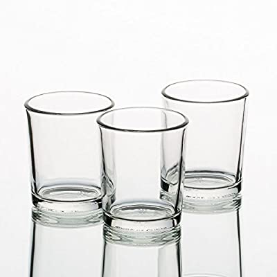 Eastland Set of 12 Clear Standard Votive Holders