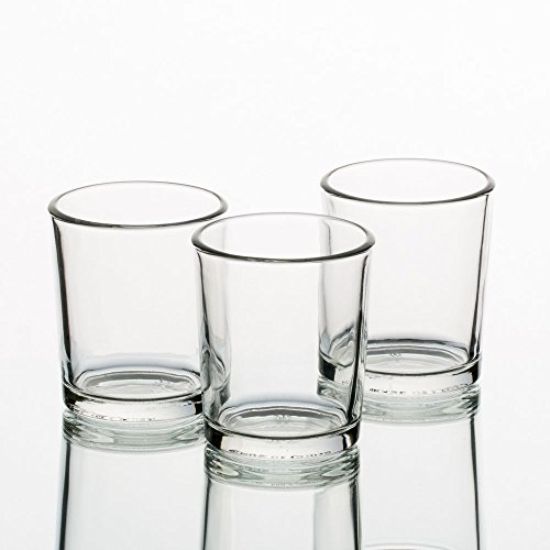 votive holders clear