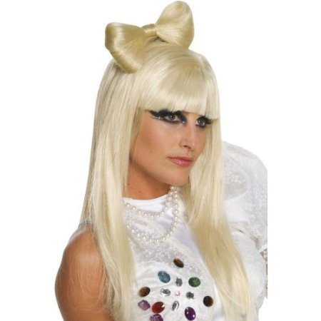 Lady Gaga Bow Clip Costume Accessory