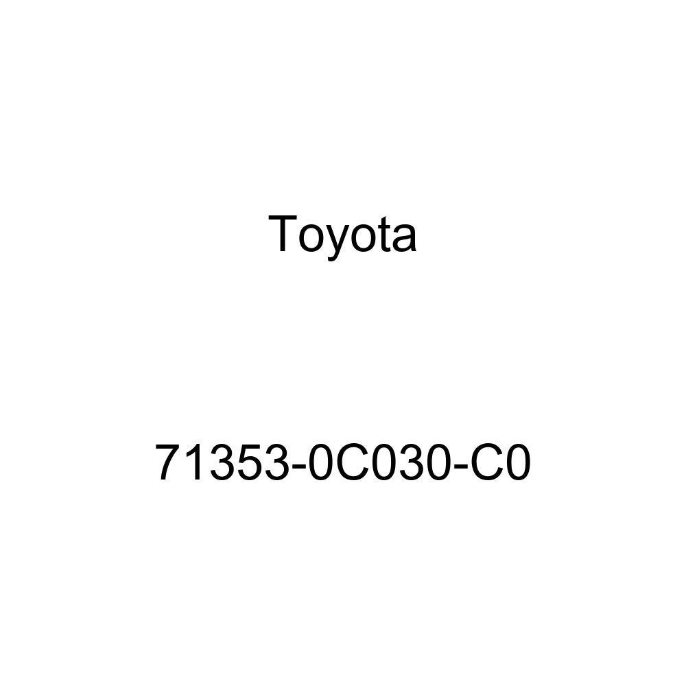 TOYOTA Genuine 71353-0C030-C0 Seat Back Panel