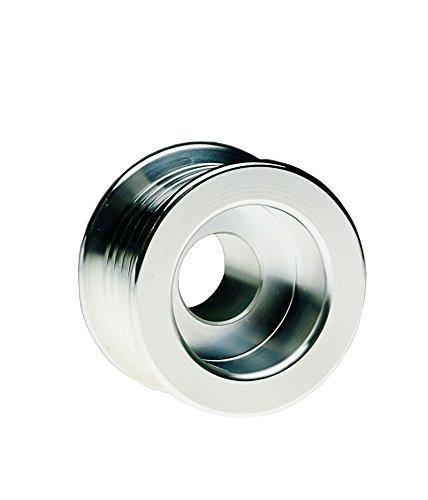 Billet, Aeromotive 21102 Alternator 32/% Overdrive Pulley Ford /& GM Serpentine Belt