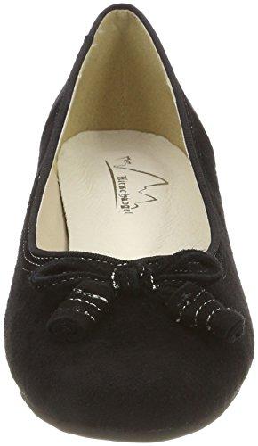 Cerrada Negro schwarz Punta Con 002 3001514 Zapatos De Tacón Hirschkogel Mujer Para qzwYvA