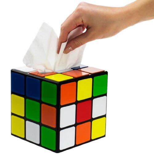 Magic Cube Tissue Box - Cube Tissue Box