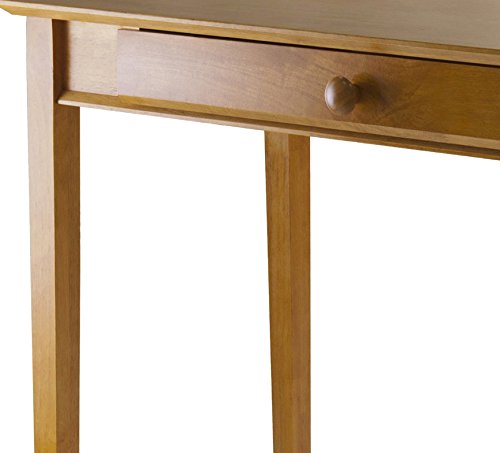 Winsome Wood Computer Desk, Honey by Winsome Wood (Image #8)