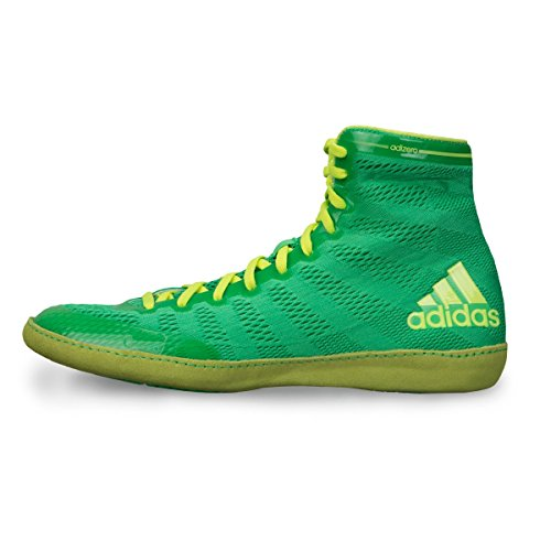 Performance Wrestling Adizero Yellow adidas Lime XIV Shoes Solar Wrestling Flash Men's fqSadA