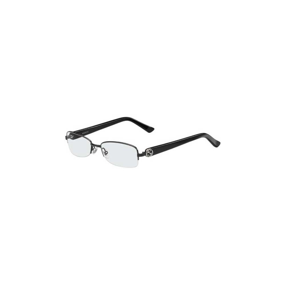 Gucci Rx Eyeglasses - GG2906 Black Size 51mm / Frame only with demo lenses.
