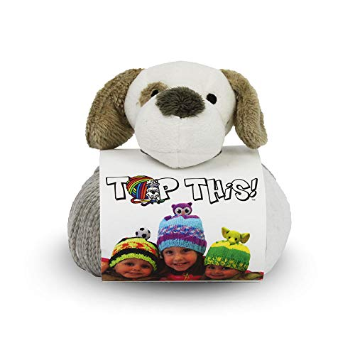 DMC TTY15PU Top This! Puppy Yarn Kit for $<!--$5.99-->