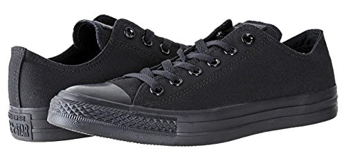 official site for sale Converse Unisex Adults' M7652 Sneaker Low Neck Black Mono outlet original cheap sale free shipping tO77ZAhWw