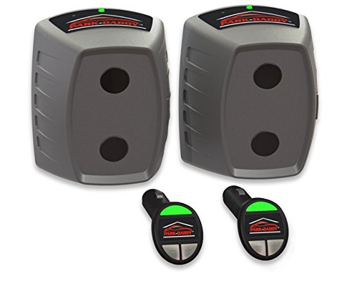 Park-Daddy PDY-100-AA 2-Vehicle Precision Garage Parking Aid System, Maximize the space in front of your vehicle. No Hard Wiring! No Harmful Lasers!!