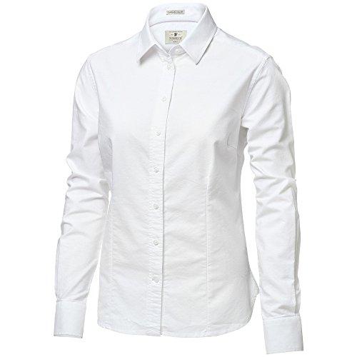 NIMBUS Womens/Ladies Rochester Oxford Long Sleeve Formal ...