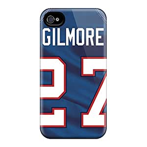 Excellent Hard Phone Cover For Iphone 4/4s With Provide Private Custom Vivid Buffalo Bills Skin DannyLCHEUNG