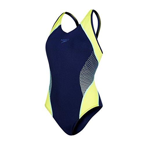 Costume Bagno Navy Msbk Lime Spl Spdfit Verde Speedo Blu Af da Acqua Yw1HIFqf