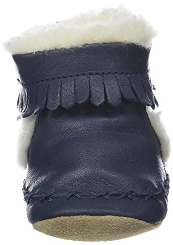 Funkyshow Robeez Bleu Naissance Chaussures marine De Bébé 10 Mixte ZBBqd