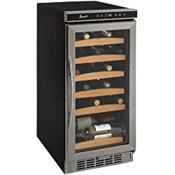 Avanti WC1500DSS 30-Bottle Wine Chiller with Electronic Display